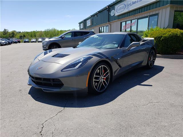 2016 Chevrolet Corvette Stingray Z51 (Stk: 10427) in Lower Sackville - Image 1 of 21