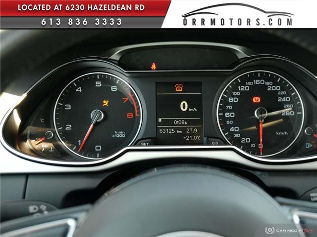2014 Audi A4 2.0 Komfort (Stk: 5781) in Stittsville - Image 15 of 27