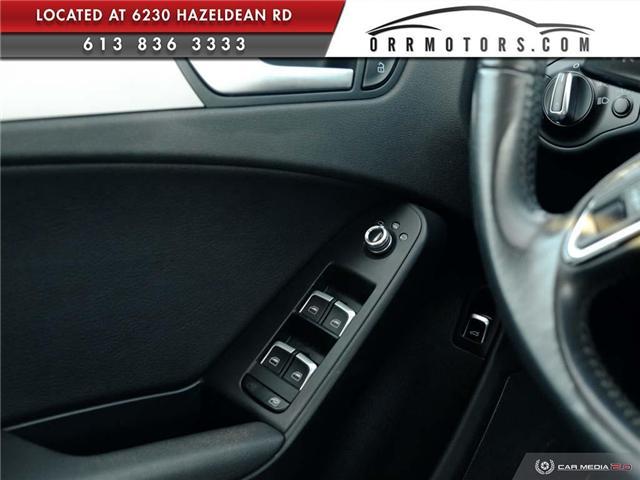 2014 Audi A4 2.0 Komfort (Stk: 5781) in Stittsville - Image 17 of 27