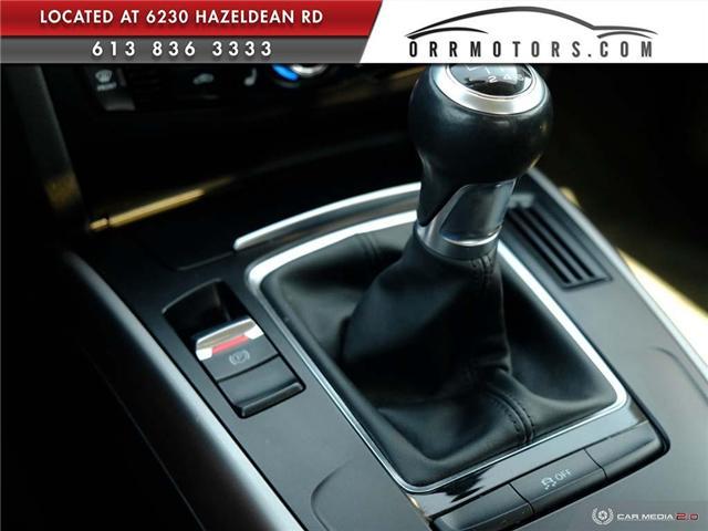2014 Audi A4 2.0 Komfort (Stk: 5781) in Stittsville - Image 19 of 27