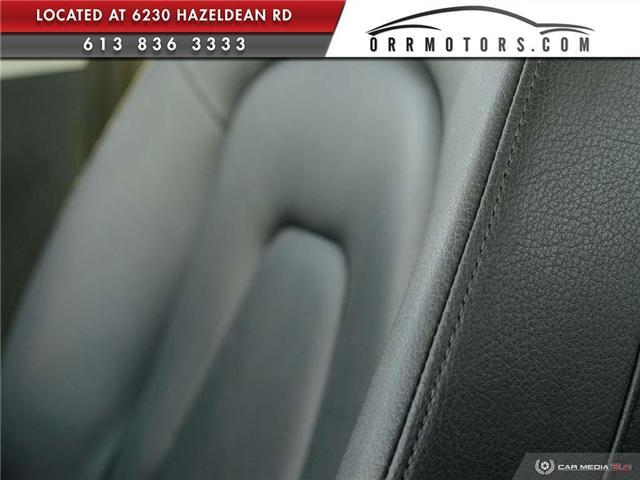 2014 Audi A4 2.0 Komfort (Stk: 5781) in Stittsville - Image 22 of 27