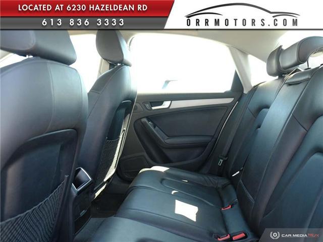 2014 Audi A4 2.0 Komfort (Stk: 5781) in Stittsville - Image 24 of 27