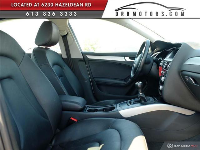 2014 Audi A4 2.0 Komfort (Stk: 5781) in Stittsville - Image 25 of 27