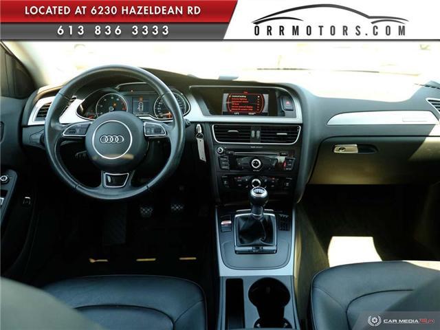 2014 Audi A4 2.0 Komfort (Stk: 5781) in Stittsville - Image 26 of 27