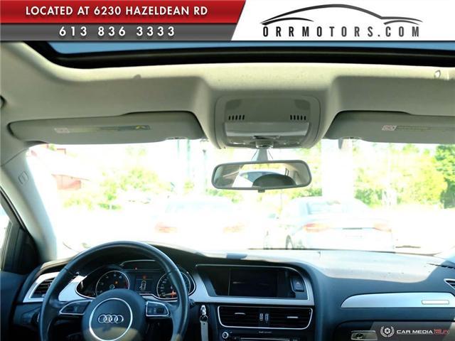 2014 Audi A4 2.0 Komfort (Stk: 5781) in Stittsville - Image 27 of 27