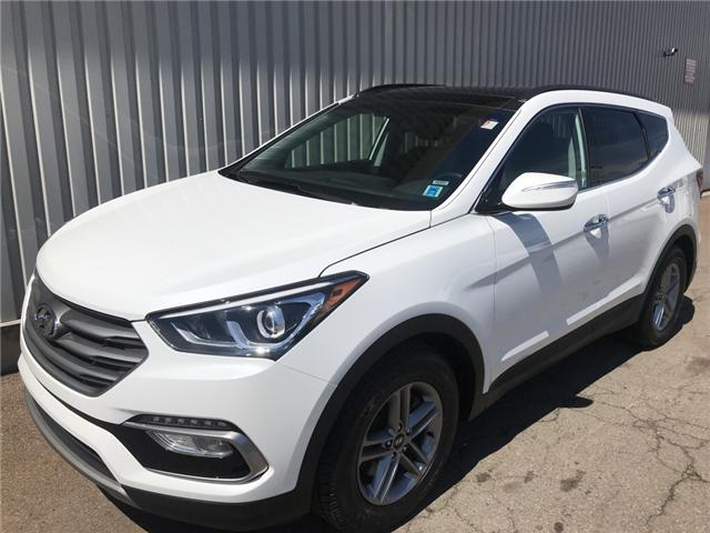 2018 Hyundai Santa Fe Sport  (Stk: X4713A) in Charlottetown - Image 1 of 13