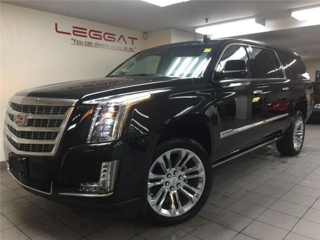 2019 Cadillac Escalade ESV Luxury (Stk: 99521) in Burlington - Image 1 of 6