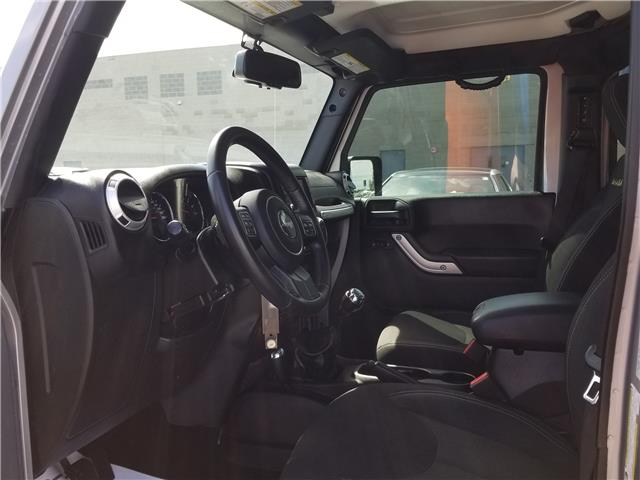 2015 Jeep Wrangler Unlimited Sahara (Stk: 19SB512A) in Innisfil - Image 11 of 21