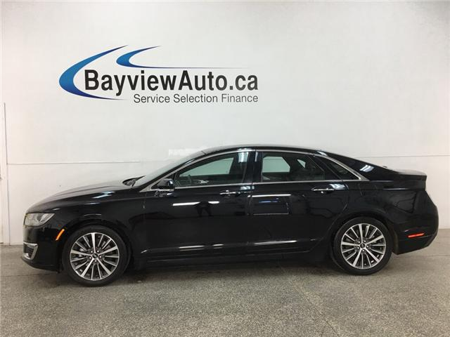 2017 Lincoln MKZ Hybrid Select (Stk: 34979W) in Belleville - Image 1 of 30