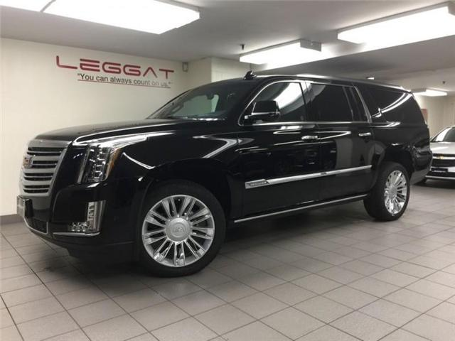 2019 Cadillac Escalade ESV Platinum (Stk: 99534) in Burlington - Image 1 of 6