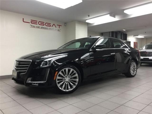 2019 Cadillac CTS 3.6L Premium Luxury (Stk: 99001) in Burlington - Image 1 of 6