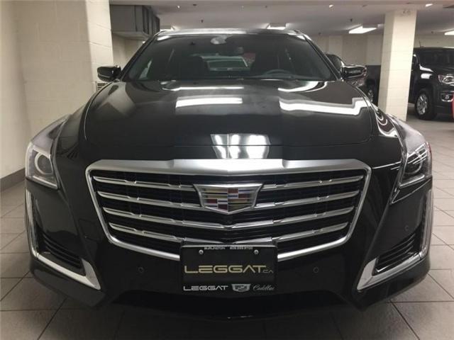 2019 Cadillac CTS 3.6L Premium Luxury (Stk: 99001) in Burlington - Image 2 of 6