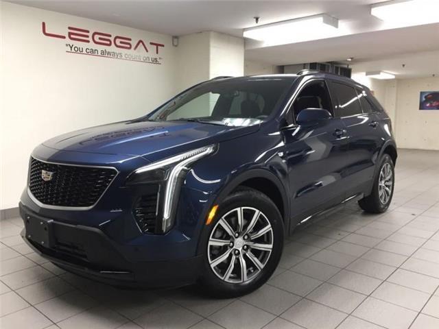 2019 Cadillac XT4 Sport (Stk: 99556) in Burlington - Image 1 of 7
