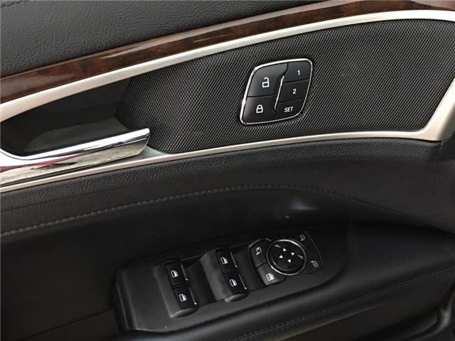 2017 Lincoln MKZ Hybrid Select (Stk: 34979W) in Belleville - Image 23 of 30