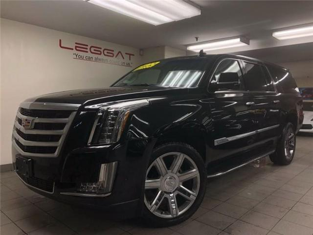 2019 Cadillac Escalade ESV Luxury (Stk: 99555) in Burlington - Image 1 of 8