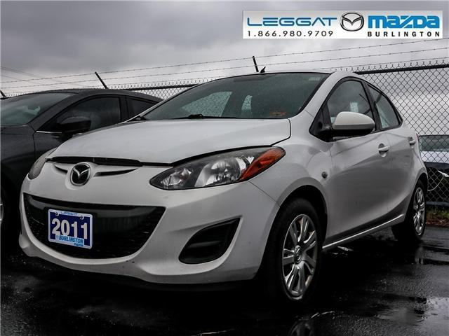 2011 Mazda Mazda2  (Stk: 195793A) in Burlington - Image 1 of 5