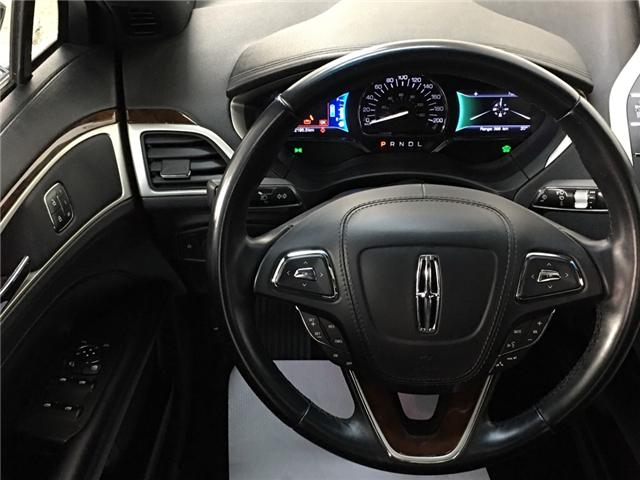 2017 Lincoln MKZ Hybrid Select (Stk: 34979W) in Belleville - Image 18 of 30