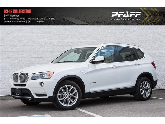 2011 BMW X3 xDrive28i (Stk: 37744A) in Markham - Image 1 of 18