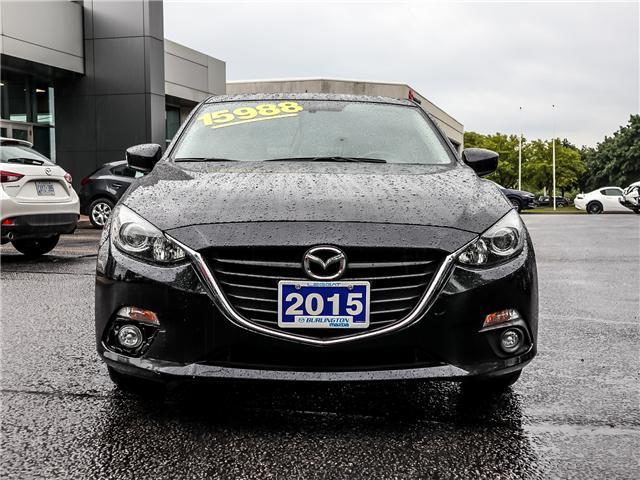 2015 Mazda Mazda3 Sport GS (Stk: 1919LT) in Burlington - Image 2 of 27