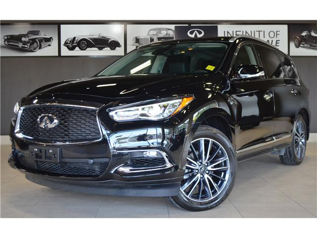 2019 Infiniti QX60  (Stk: U16522) in Thornhill - Image 1 of 33