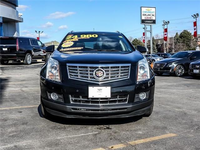 2015 Cadillac SRX Premium (Stk: 5585K) in Burlington - Image 2 of 29