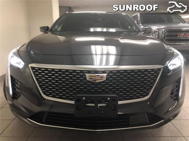 2019 Cadillac CT6 3.6L Premium Luxury (Stk: 99008) in Burlington - Image 2 of 9