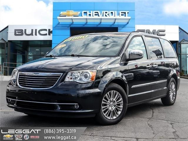 2011 Chrysler Town & Country Limited (Stk: 96500A) in Burlington - Image 1 of 25