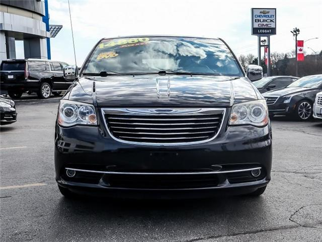 2011 Chrysler Town & Country Limited (Stk: 96500A) in Burlington - Image 2 of 25