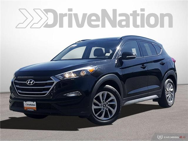 2017 Hyundai Tucson SE (Stk: G0097) in Abbotsford - Image 1 of 25