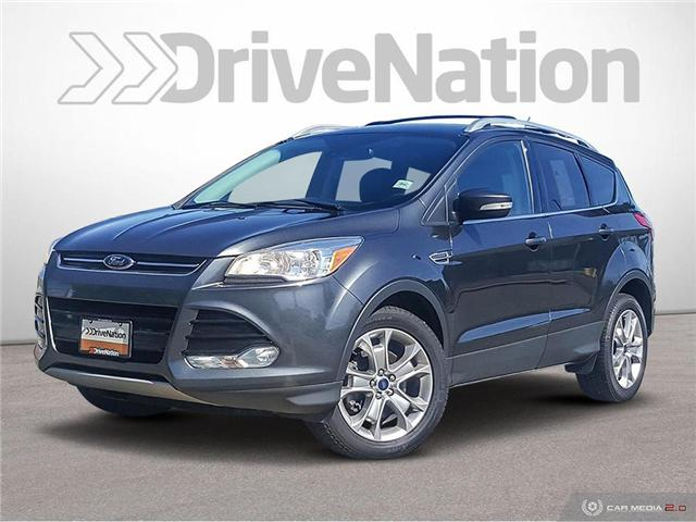 2016 Ford Escape Titanium (Stk: G0123) in Abbotsford - Image 1 of 25