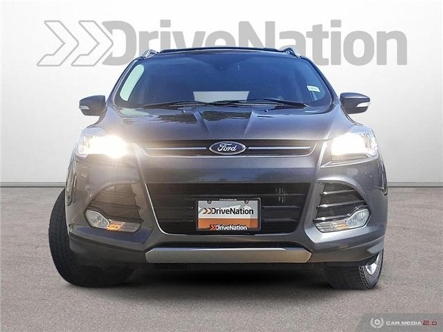 2016 Ford Escape Titanium (Stk: G0123) in Abbotsford - Image 2 of 25