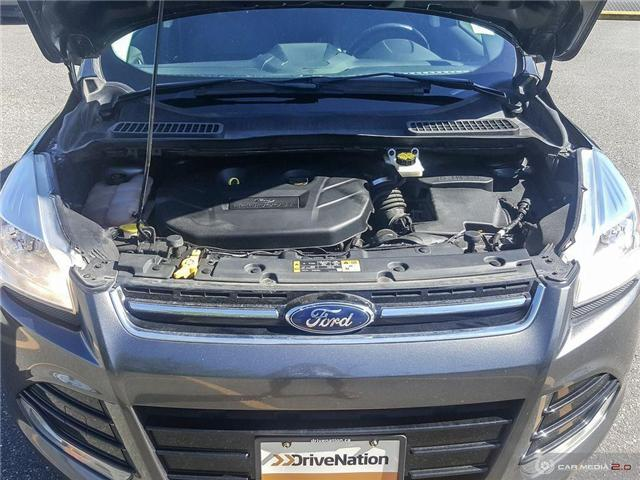 2016 Ford Escape Titanium (Stk: G0123) in Abbotsford - Image 10 of 25