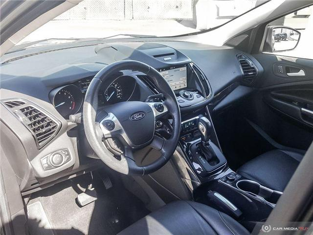 2016 Ford Escape Titanium (Stk: G0123) in Abbotsford - Image 13 of 25