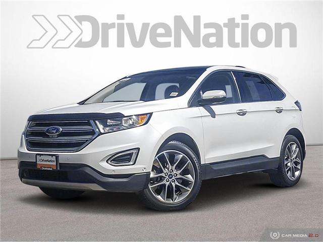 2016 Ford Edge Titanium 2FMPK4K86GBC14899 G0150 in Abbotsford