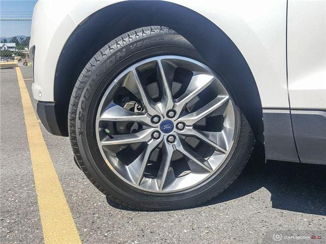 2016 Ford Edge Titanium (Stk: G0150) in Abbotsford - Image 6 of 25