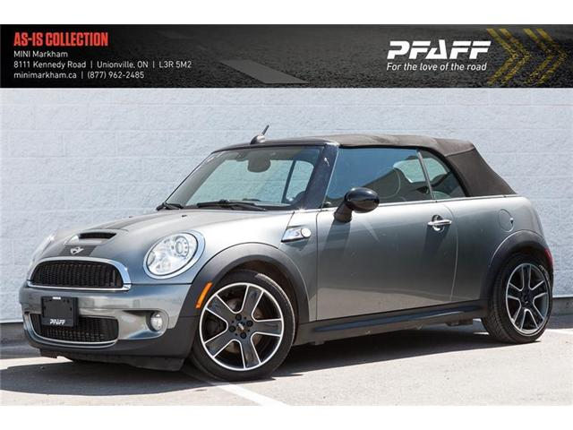 2010 MINI Cooper S Base (Stk: M5244A) in Markham - Image 1 of 16
