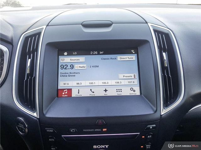 2016 Ford Edge Titanium (Stk: G0150) in Abbotsford - Image 19 of 25