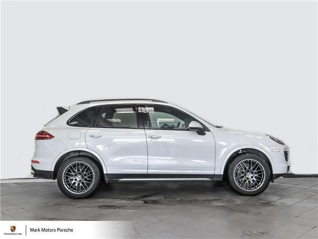 2018 Porsche Cayenne Platinum Edition (Stk: 62279) in Ottawa - Image 2 of 26
