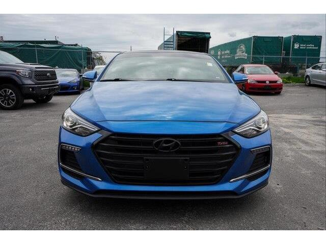 2018 Hyundai Elantra Sport (Stk: P2082A) in Gloucester - Image 21 of 23