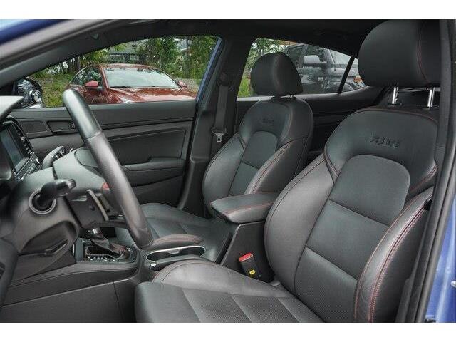 2018 Hyundai Elantra Sport (Stk: P2082A) in Gloucester - Image 6 of 23