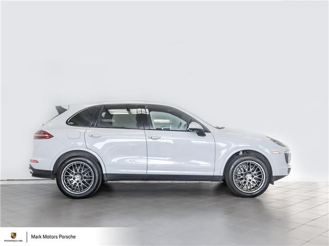 2018 Porsche Cayenne Platinum Edition (Stk: 62307) in Ottawa - Image 2 of 28