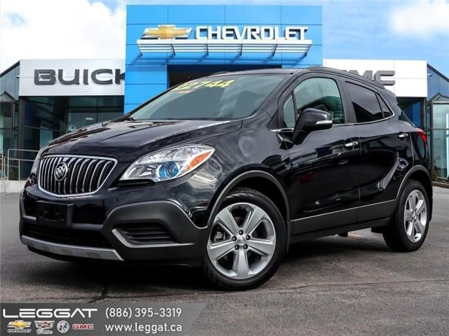 2016 Buick Encore Base (Stk: 5670K) in Burlington - Image 1 of 24