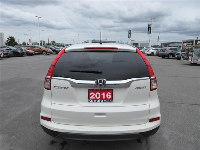 2016 Honda CR-V LX (Stk: K14650A) in Ottawa - Image 9 of 16