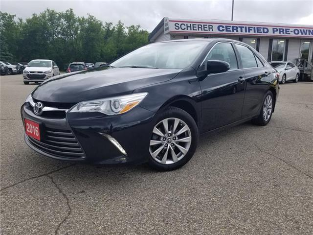 2016 Toyota Camry XLE (Stk: 199880A) in Kitchener - Image 1 of 11
