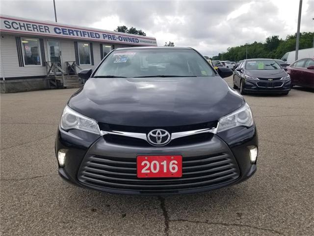 2016 Toyota Camry XLE (Stk: 199880A) in Kitchener - Image 2 of 11