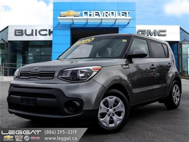 2019 Kia Soul LX (Stk: 5678KR) in Burlington - Image 1 of 24