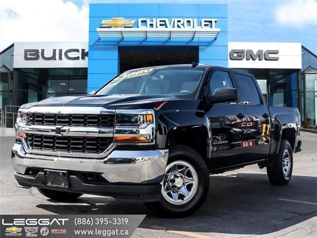 2017 Chevrolet Silverado 1500  (Stk: 5713K) in Burlington - Image 1 of 21