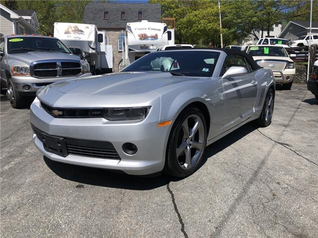 2014 Chevrolet Camaro LT (Stk: ) in Dartmouth - Image 1 of 14