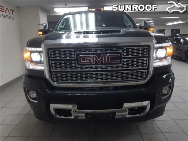 2019 GMC Sierra 3500HD Denali (Stk: 98628) in Burlington - Image 2 of 16