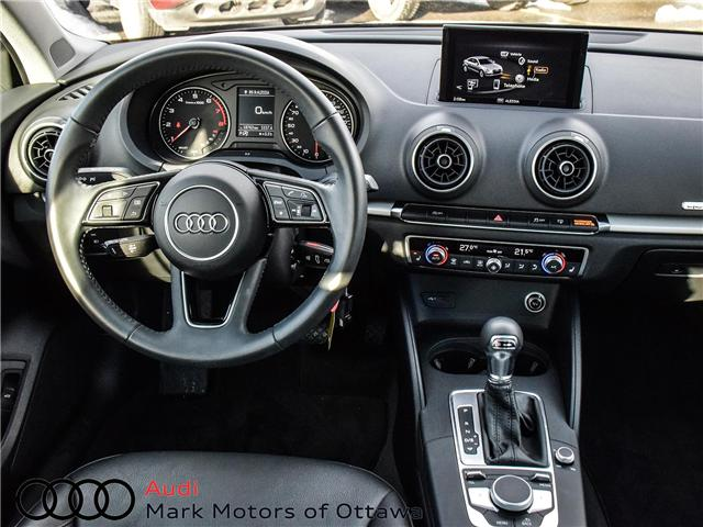 2018 Audi A3 2.0T Komfort (Stk: PM342) in Nepean - Image 18 of 24